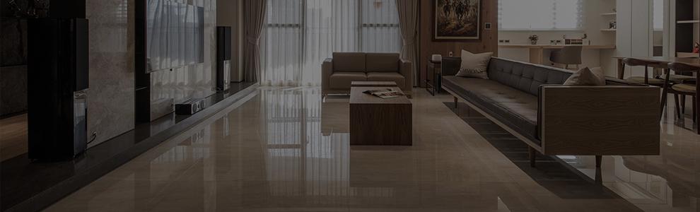 minimalist loft marble