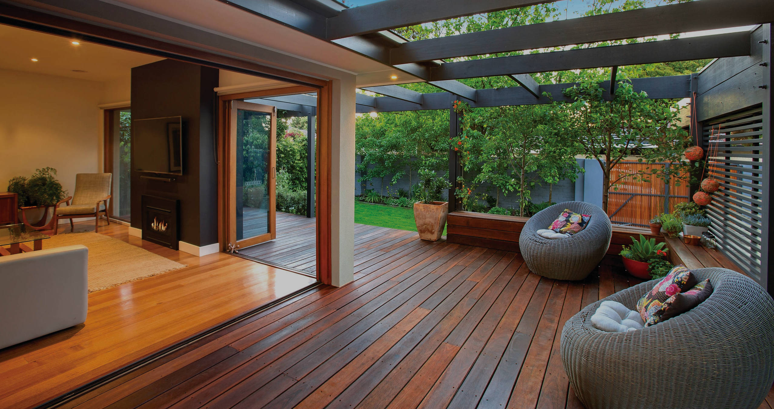 outdoor decking singapore